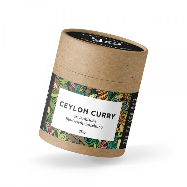 Bio Ceylon Curry