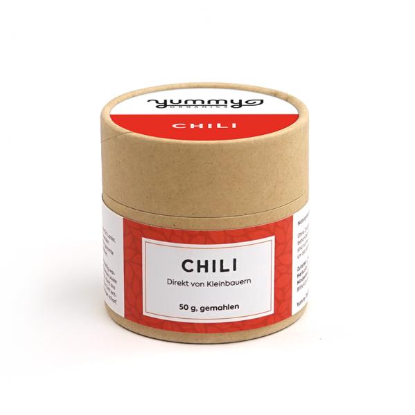 Chili (Cayennepfeffer)