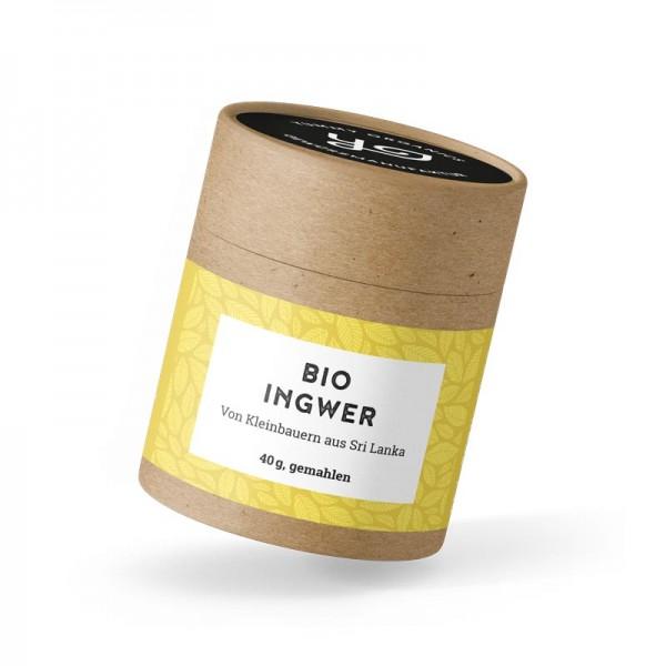Bio Ingwer