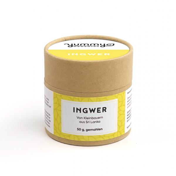 Ceylon Ingwer